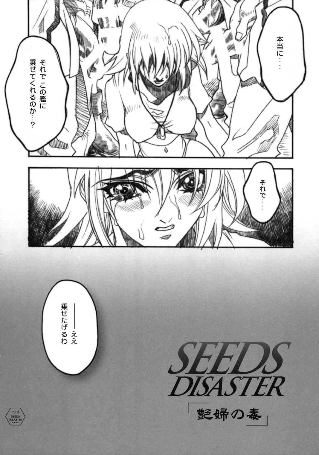 SEEDS OF DISASTER 10