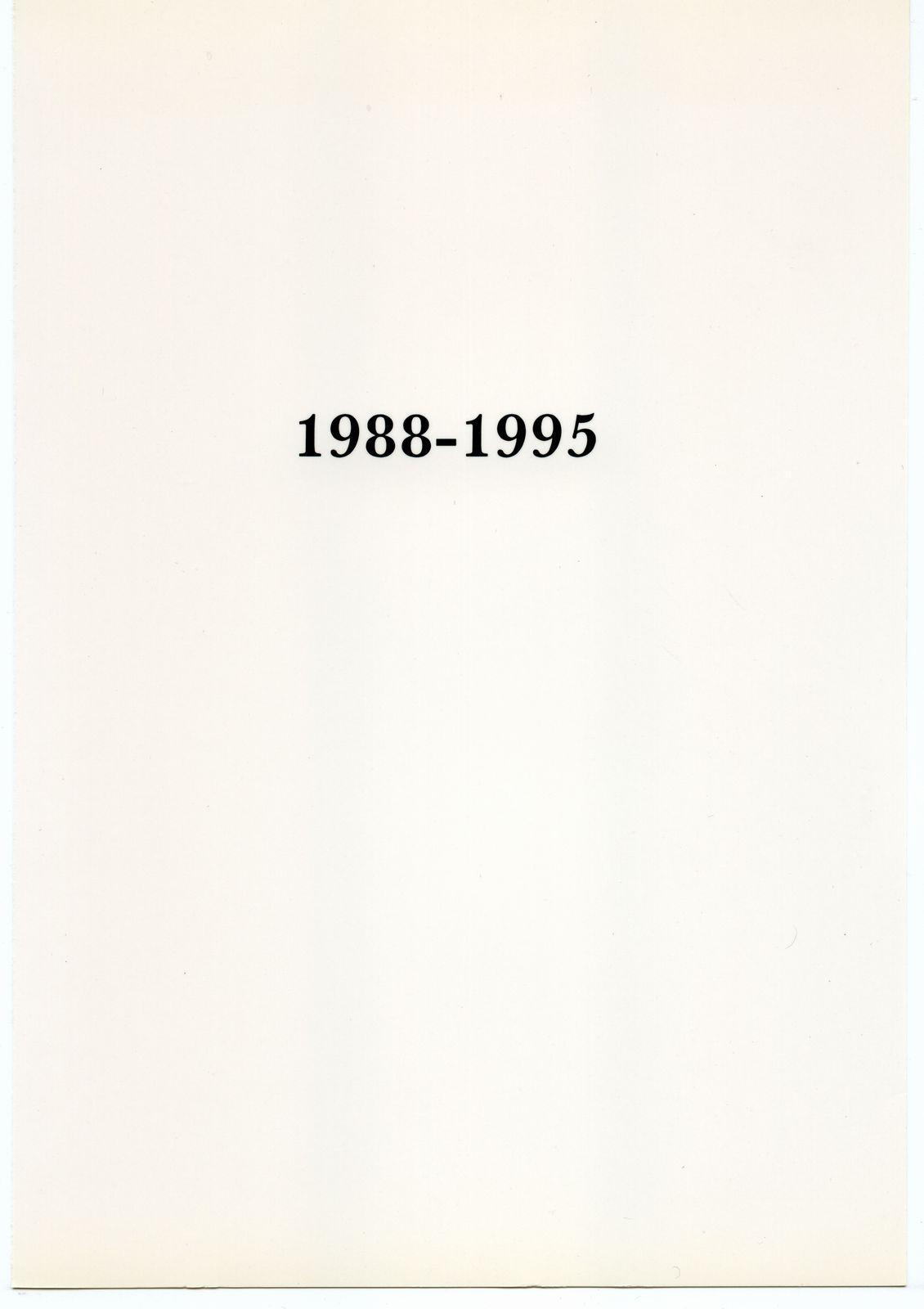 CATALOGUE 1988-1995 137