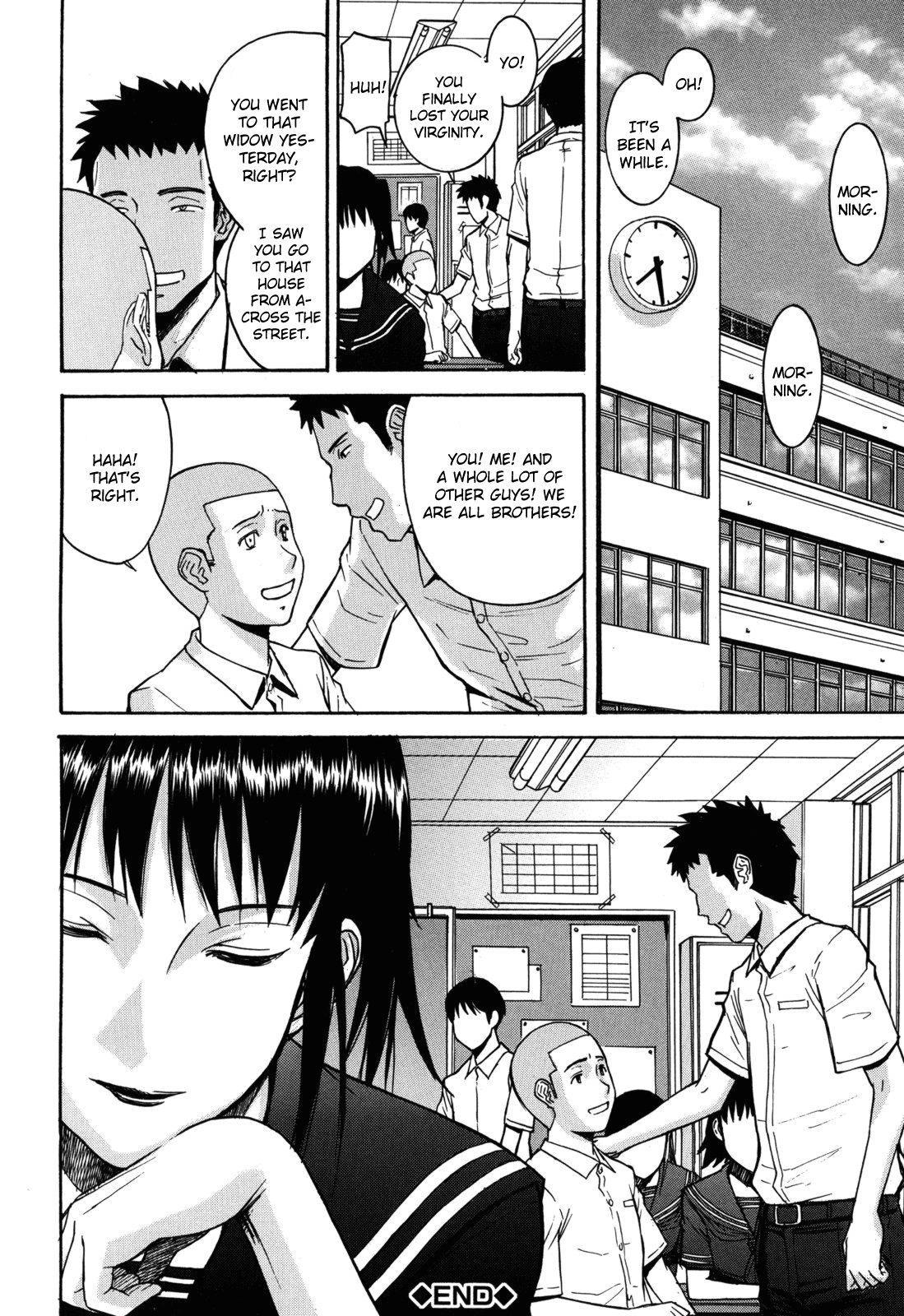 [Inomaru] 8-gatsu 31-nichi | August 31st (Camellia) [English] [CGrascal] [Decensored] 22