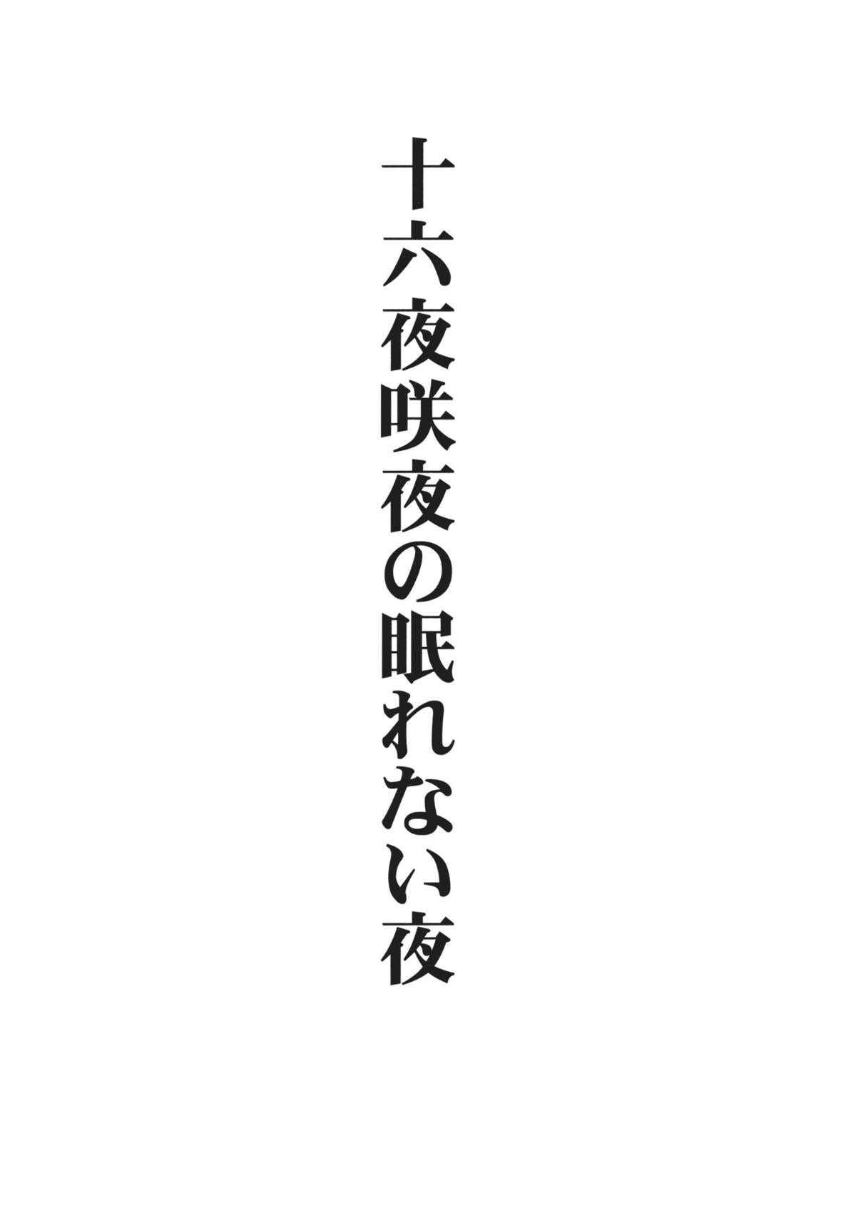 Izayoi Sakuya no Nerenai Yoru 2