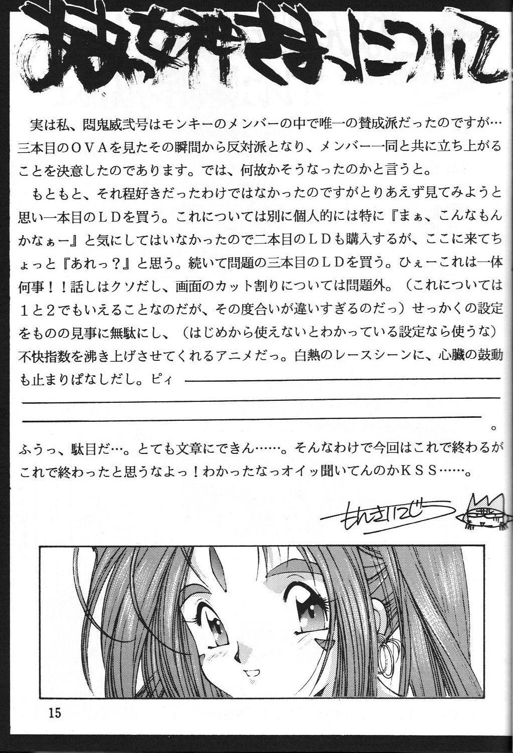Dengeki Monkey Reppuutai V 13