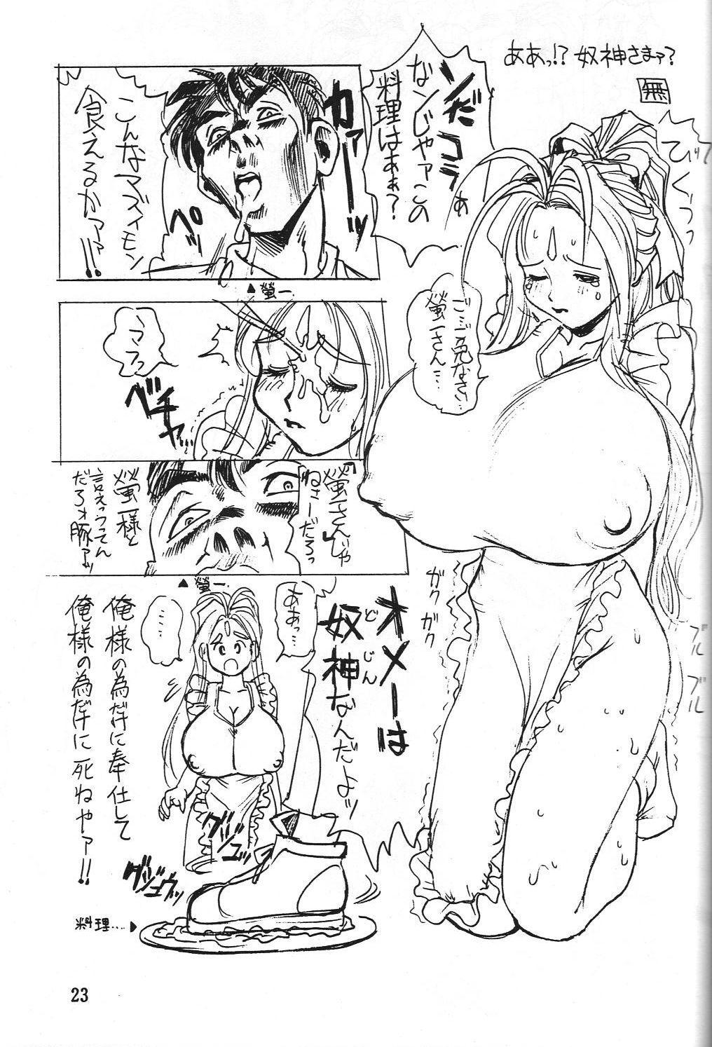 Dengeki Monkey Reppuutai V 21