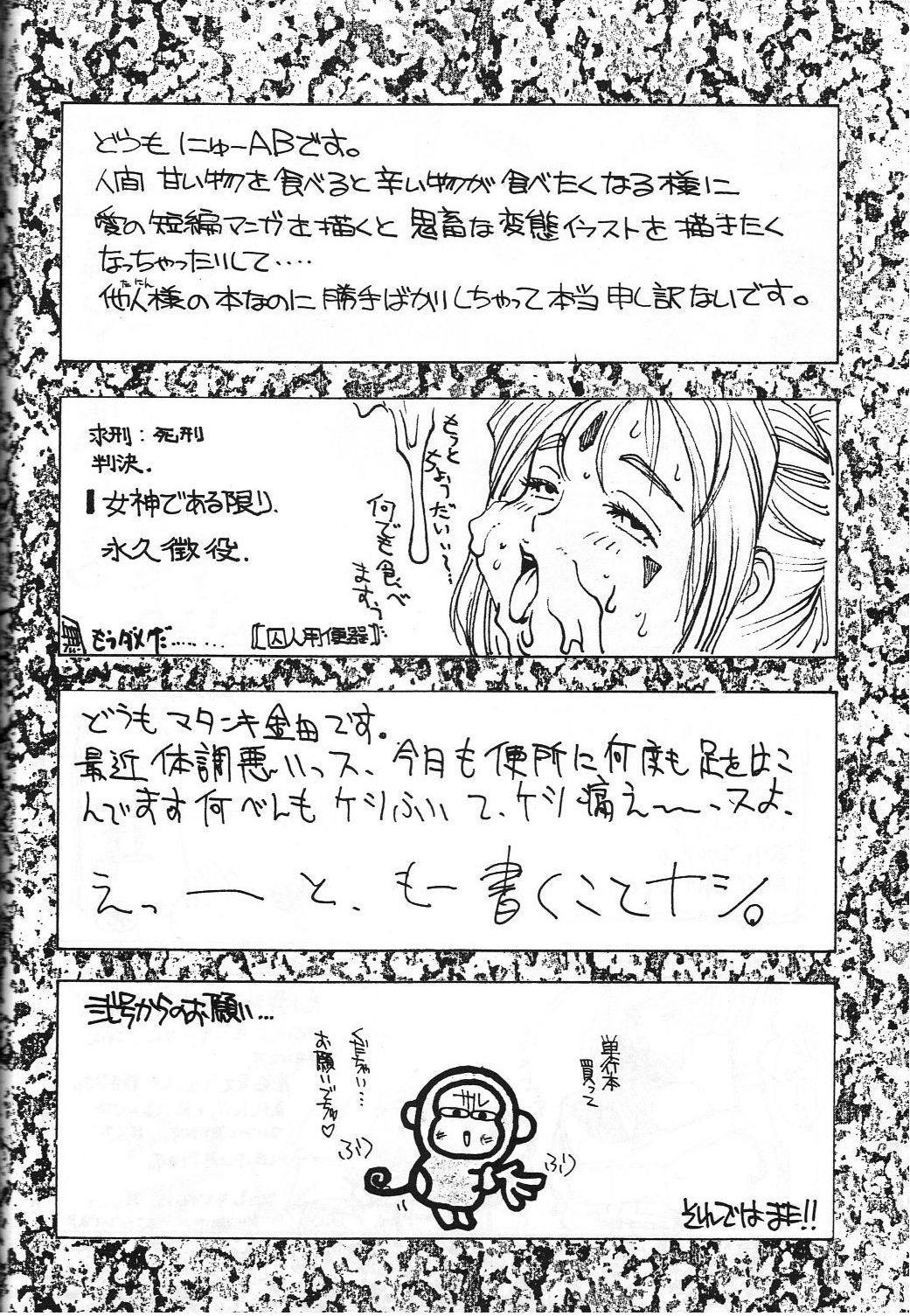 Dengeki Monkey Reppuutai V 64