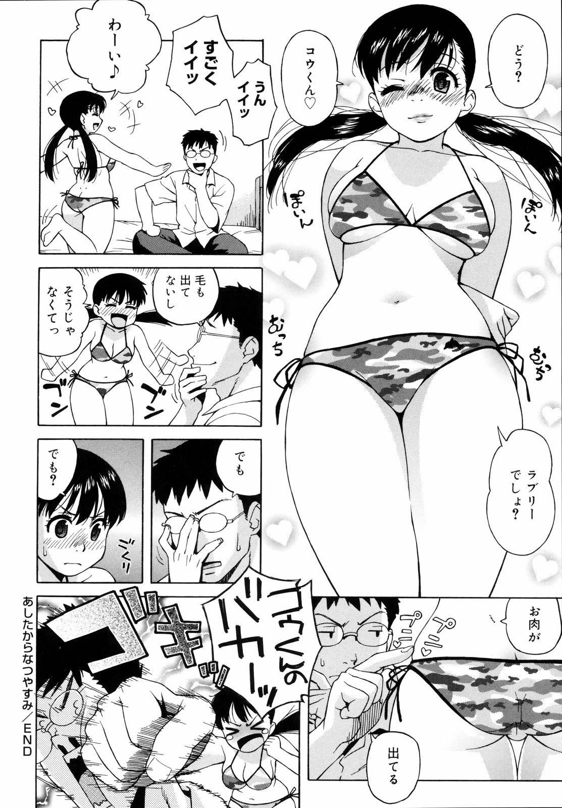 Shishunki wa Hatsujouki - Adolescence is a sexual excitement period. 105