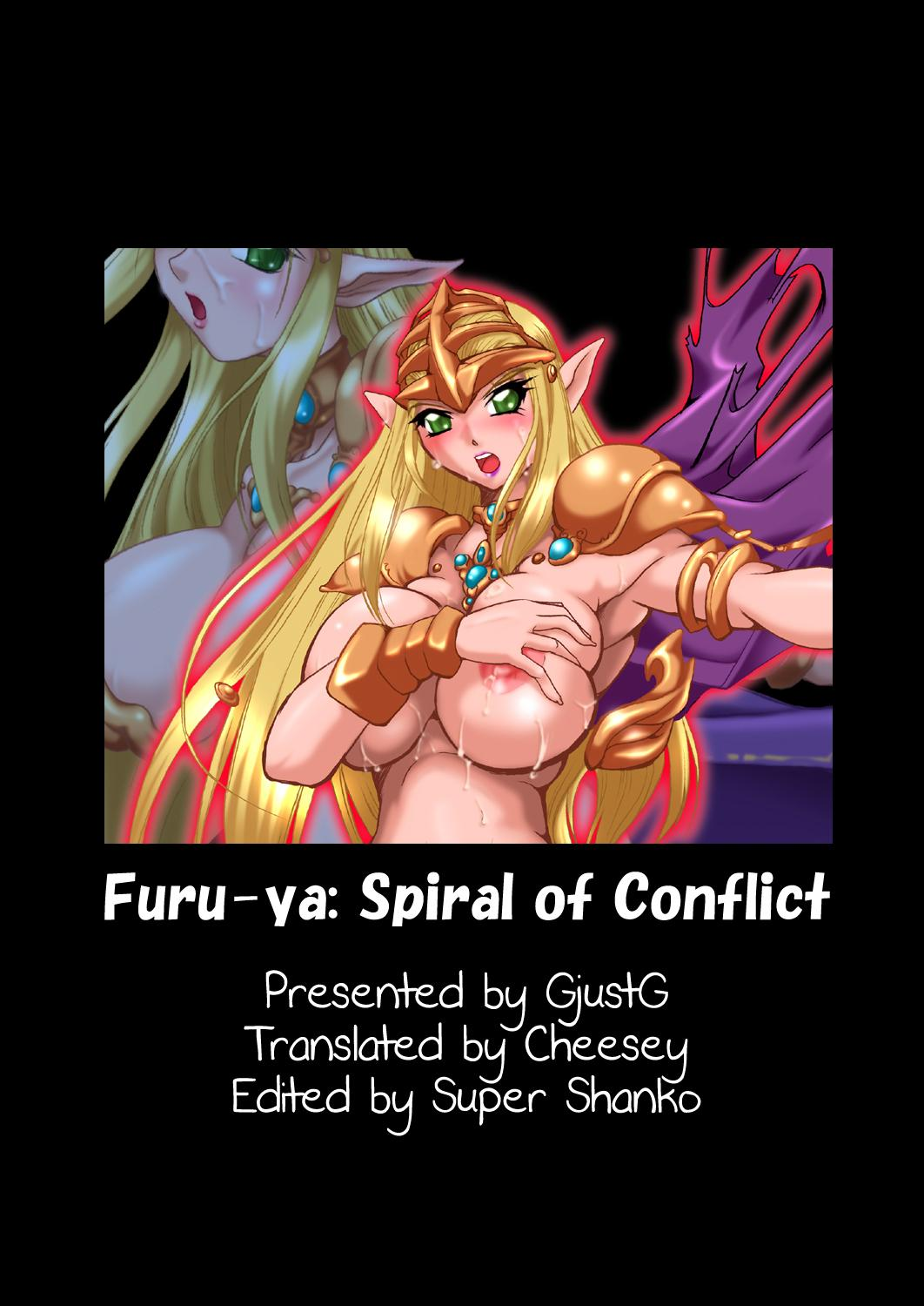 Spiral of Conflict 26