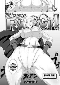 Pinch desu yo Power Girlsan! 1
