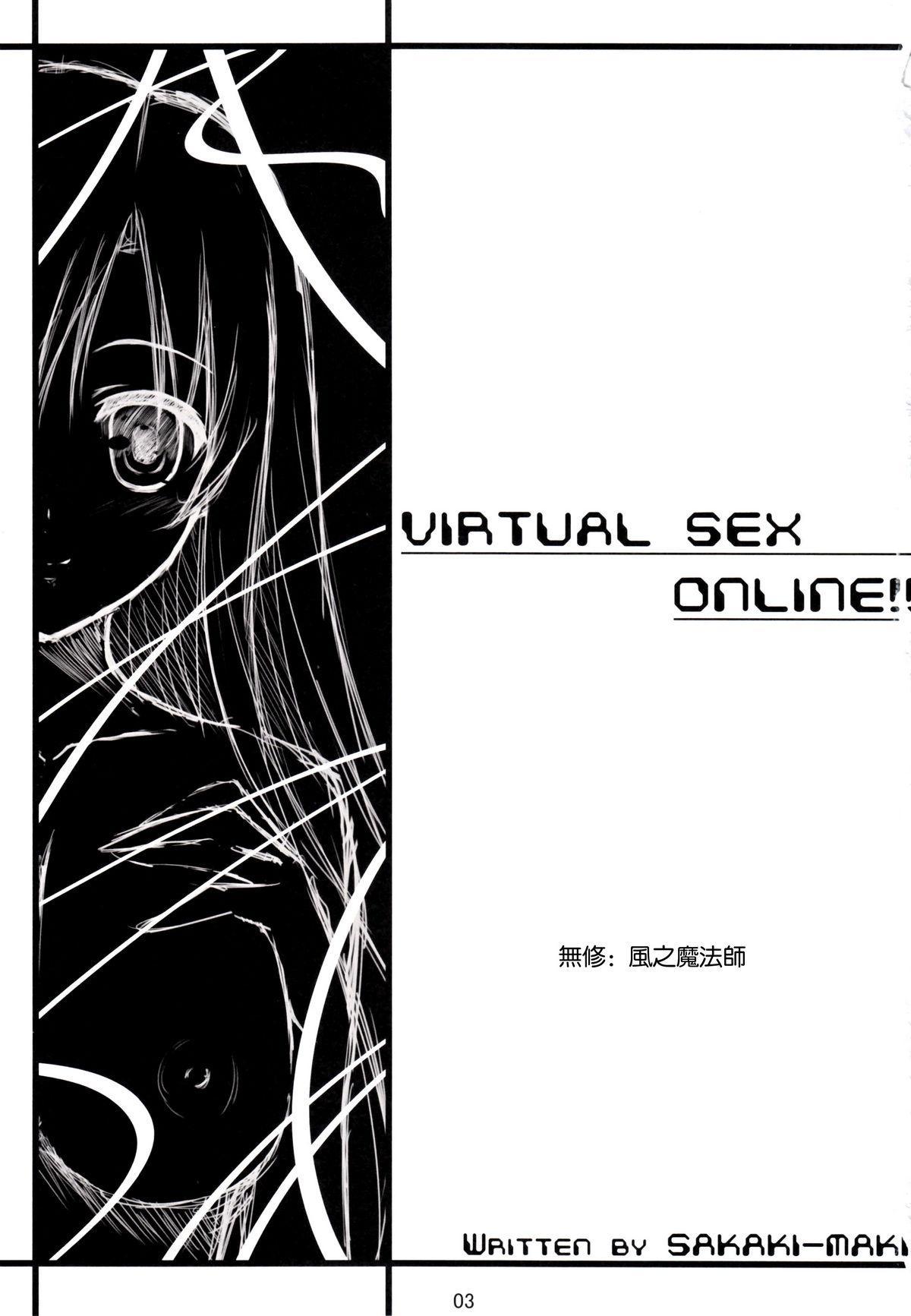 Virtual Sex Online!! 1