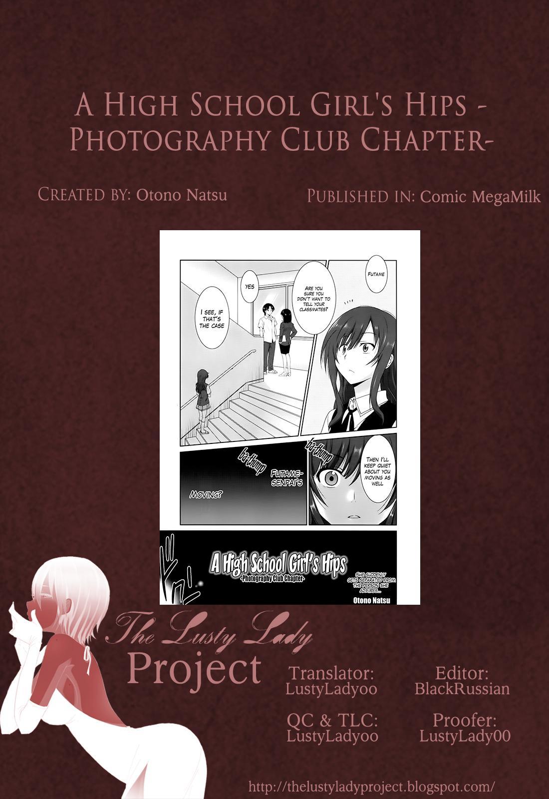 [Otono Natsu] Joshikousei no Koshitsuki -Sasshin-bu Hen-   A High School Girl's Hips - Photography Club Chapter (COMIC Megamilk 2012-06) [English] {The Lusty Lady Project} 20