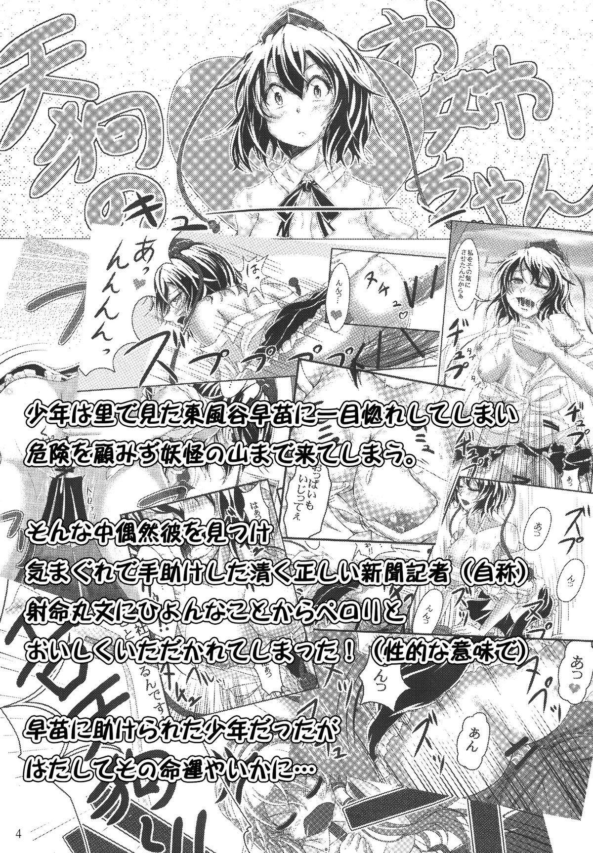 Jitsuroku! Ikenai Kazehouri 3