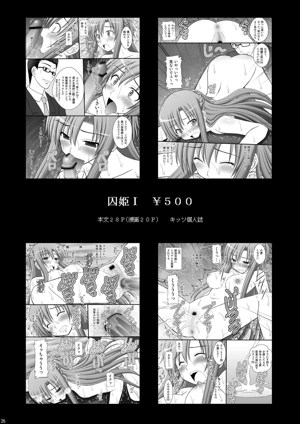 Toraware Hime II | Hostage Princess II 24