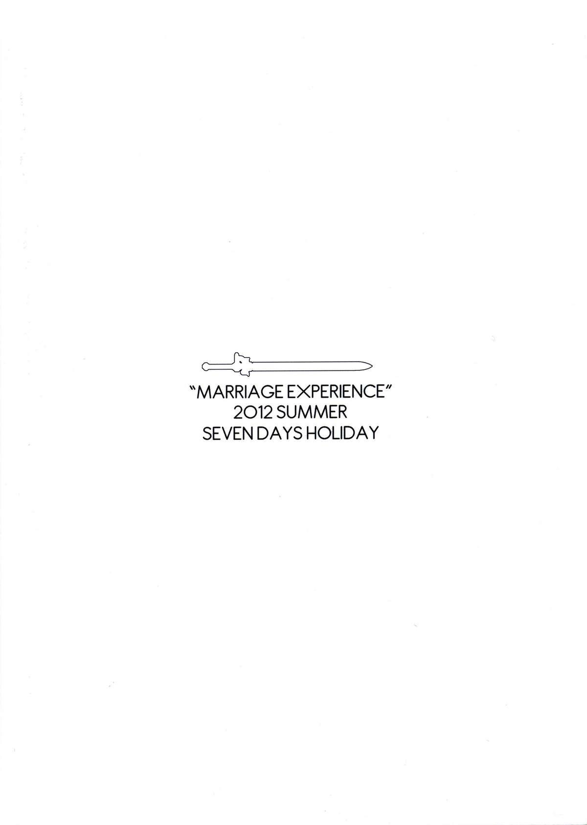 Marriage Experience 21