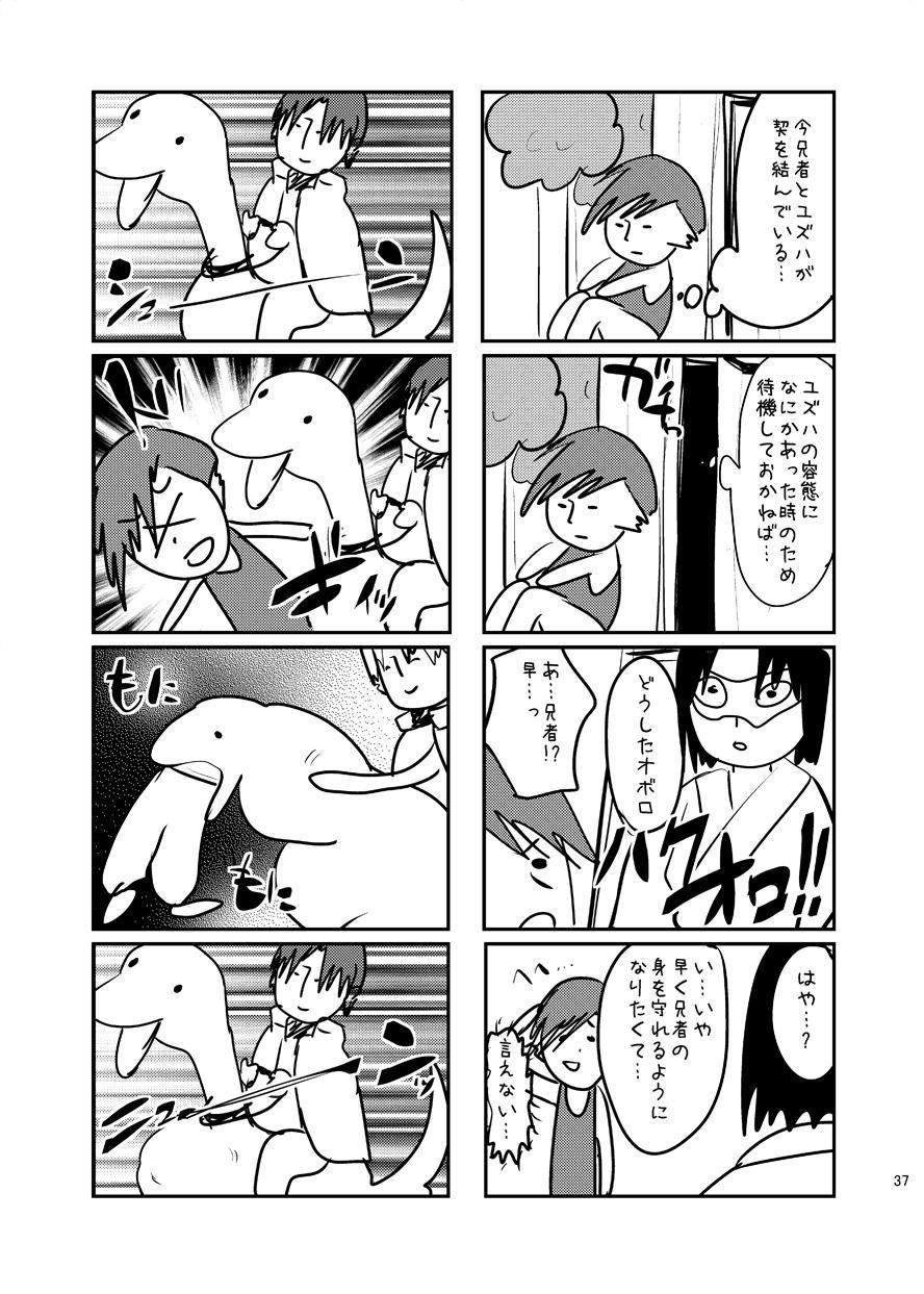 Wakasama Kanraku Oboro Kuzushi 37