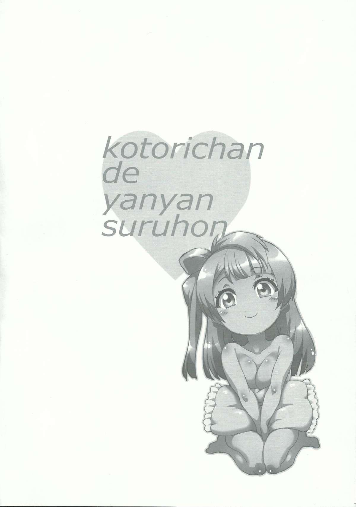 Kotori-chan de YanYan Suru Hon 19
