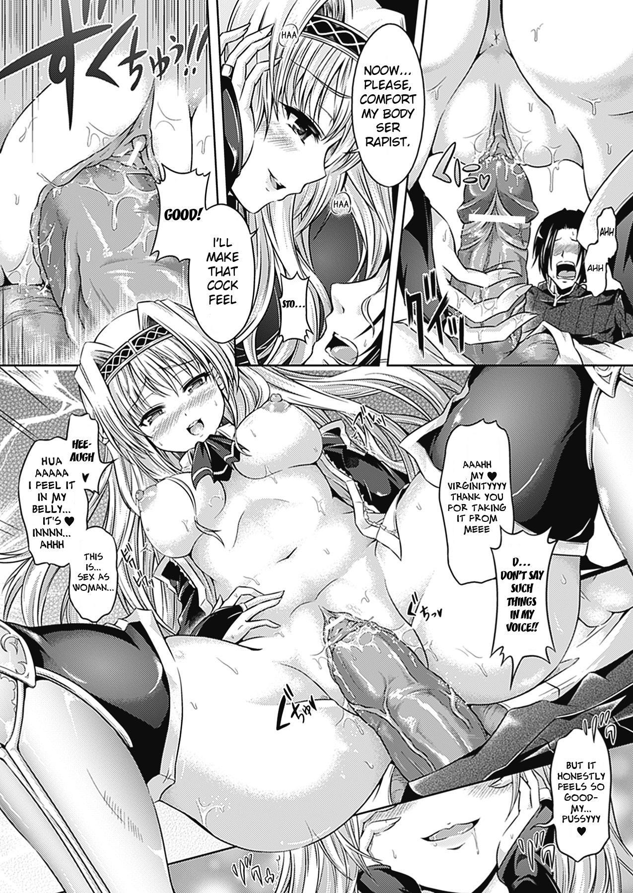 [Taniguchi-san] Girl Play - Trans-Sexual Fiction the Girls Play - ⚤TSF Catalog (English) {doujin-moe.us} 136