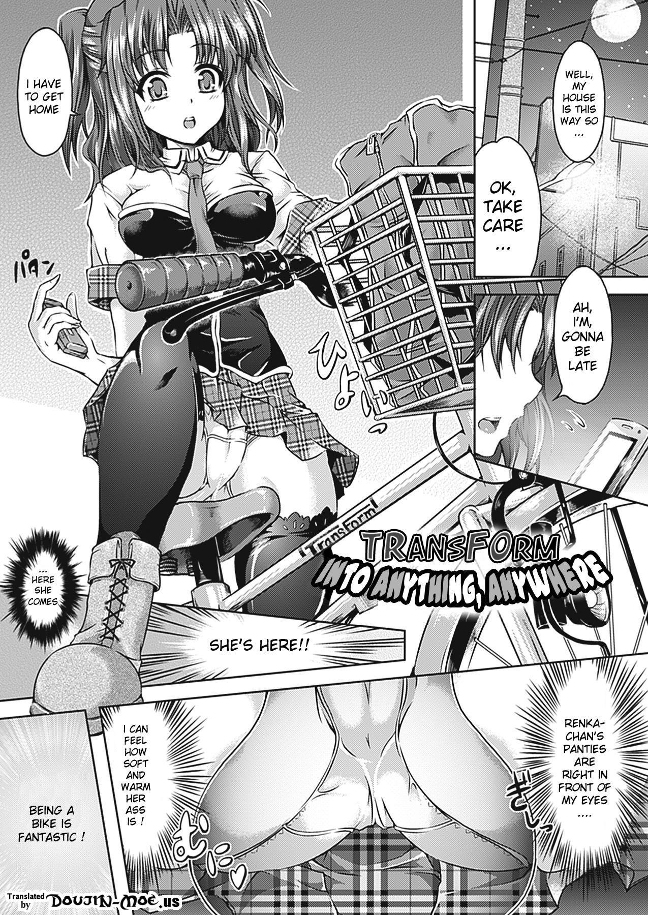 [Taniguchi-san] Girl Play - Trans-Sexual Fiction the Girls Play - ⚤TSF Catalog (English) {doujin-moe.us} 43