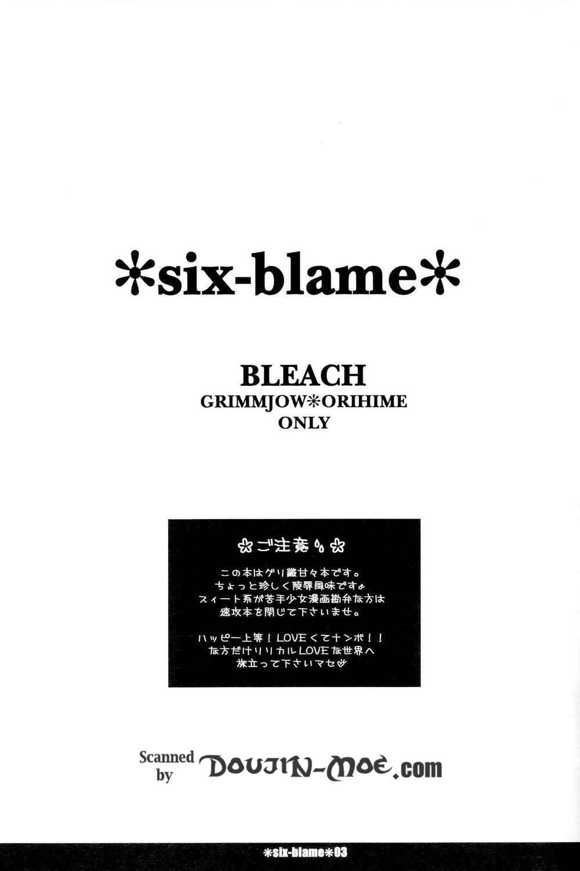 Six Blame 1