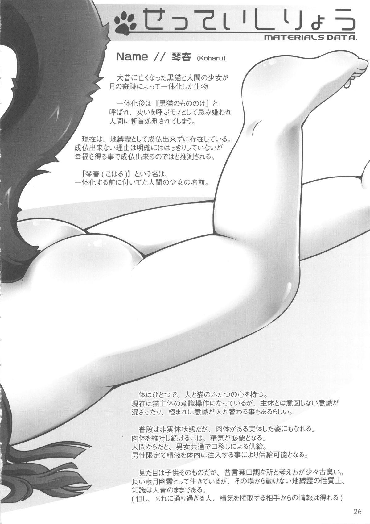Neko Puni! Vol.8 25