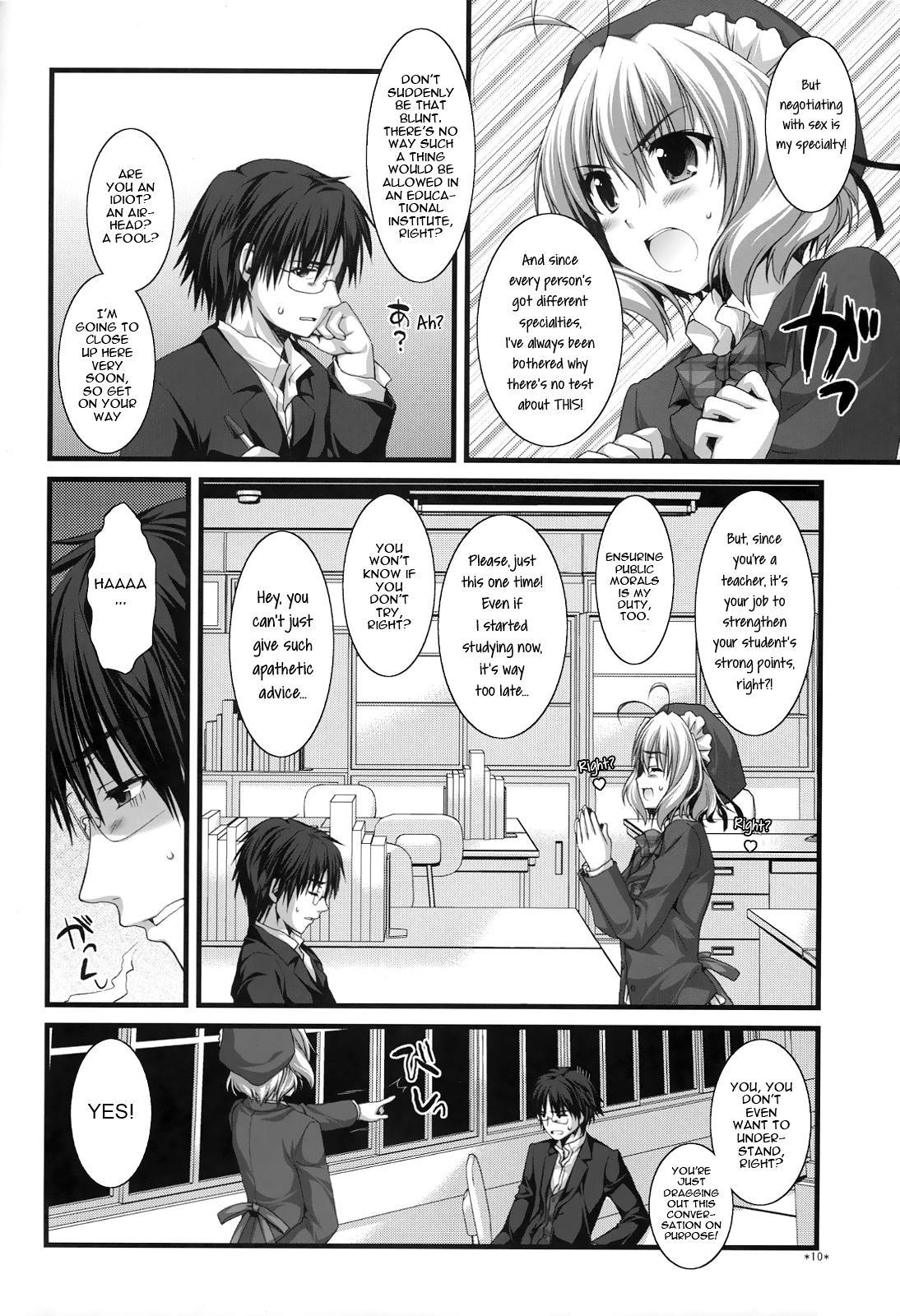Expert ni Narimashita! | I Became An Expert! 8