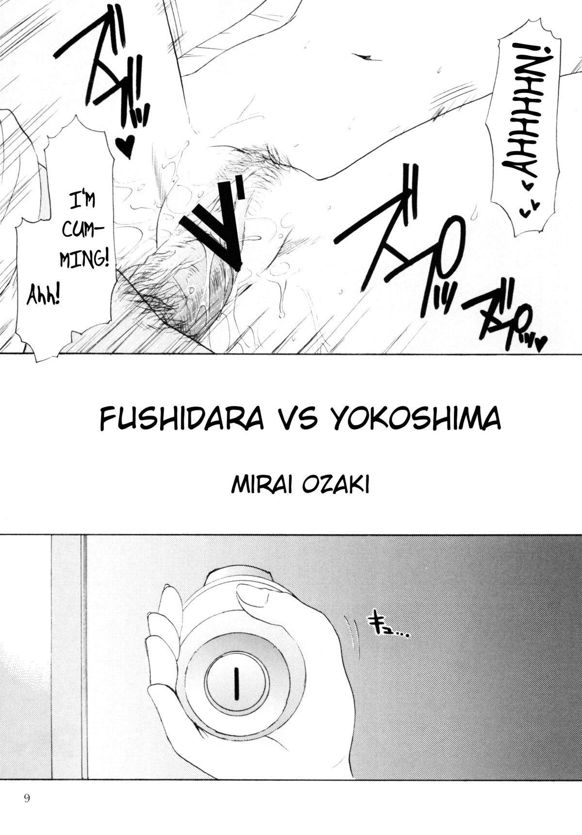 FUSHIDARA vs YOKOSHIMA 3 5